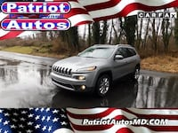 Jeep Cherokee 2016 Baltimore