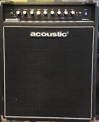 Acoustic B100 Bass Combo Amp Windham, 03087