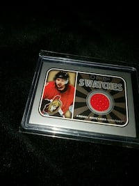 Andres  Meszaros opee chee swatch card