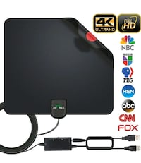 XFTtee indoor antenna for local/HD channels -2019  Arlington, 22209