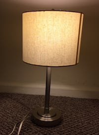 $18 a pair of table lamps