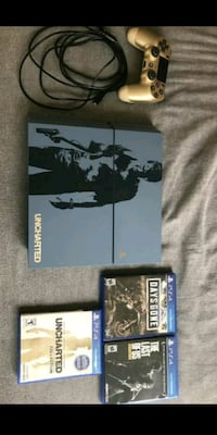 PS4 Uncharted bundle
