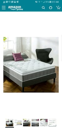 "NEW in the Box King 12"" extra firm mattress  Bakersfield, 93311"