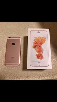 Rose gold iPhone 6 64 gb Calgary, T3J 4L1