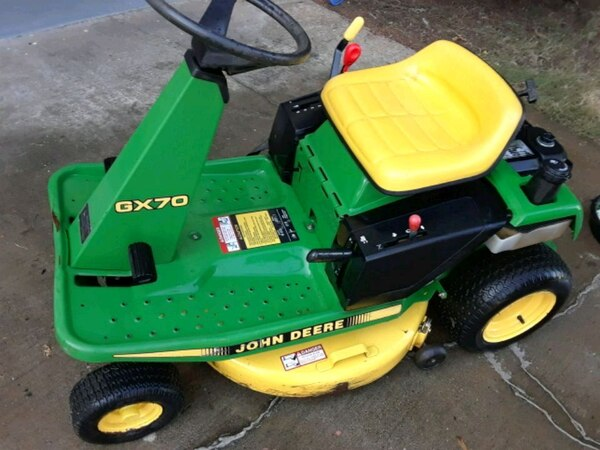 John Deere Lawn Mowers For Sale >> John Deere Mini Riding Lawn Mower Cheap 175