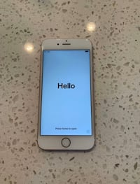 Iphone 6s 32GB Rose Gold T-Mobile