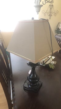 Two side table lamps   Moreno Valley, 92557