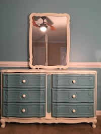 Beautiful French provincial dresser with mirror  Virginia Beach, 23462