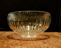 Crystal Punch Bowl Bristow, 20136