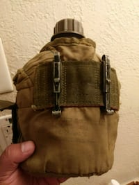 Army vintage water canteen Irving, 75062