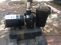 Pool pump and sand filter Springfield, 22151