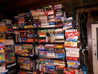 Board games and puzzles galore! Edmonton, T5N 2Z9