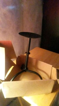 IKEA wrought iron candle holder  Welland, L3B 0A3