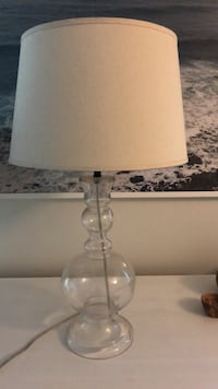 Pottery Barn Glass Lamp Oak Park, 60304