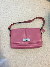 New Pink Coach Purse London