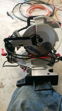 black and gray miter saw Lancaster, 43130