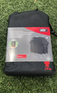 NEW never used Weber BBQ Grill cover