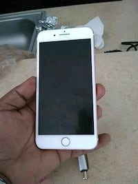silver iPhone 6 with case 178 mi