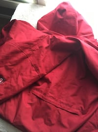 Veste rouge world five