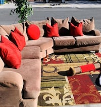 Sectional, FREE DELIVERY !! Las Vegas, 89104