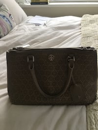 tory burch leather tote bag Vancouver, V6B