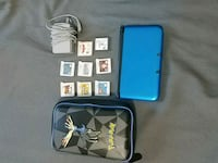 Amazing Blue Nintendo 3DS XL with games for anyone Brooklyn, 11214