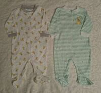 New Disney Baby Footed Pajamas 6 months Alexandria