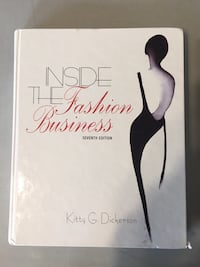 Inside the Fashion Business textbook