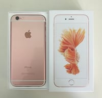 iPhone 6s Rose Gold UNLOCKED Whitchurch-Stouffville, L4A 0C5