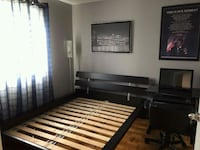 Bed frame queen Laval, H7A