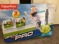 Fisher Price Grow to Pro Quincy, 02169