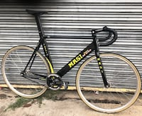 black and yellow road bike Silver Spring, 20910