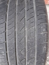 """Gts 18"""" alloy wheels and tires"""