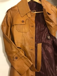100% real leather coat Vaughan, L6A