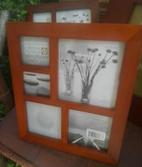 brown wooden photo collage frame Citrus Heights, 95610