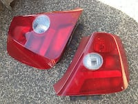 Honda Civic SI EP3 Original Factory Tail lights Bakersfield