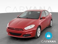 2013 Dodge Dart sedan SXT Sedan 4D Red  Gaithersburg