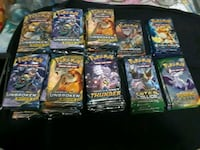 Pokemon booster packs North Highlands, 95660