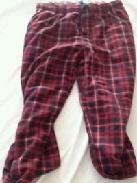 red and black plaid pants Las Vegas, 89103