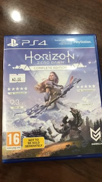 PS4 Horizon Zero Dawn oyunu durum Pamukkale, 20260