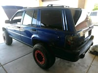 blue 5-door hatchback San Luis, 85349