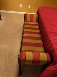 red and white stripe bed mattress Lawrenceville, 30044