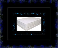 King Double pillowtop mattress with split box Washington, 20018