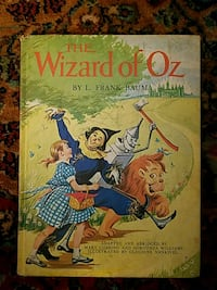 The Wizard of Oz by L. Frank Bauma book
