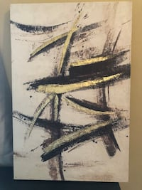Bold Abstract Canvas