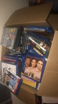box of blue rays 100$ or best offer so send offers