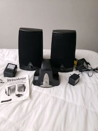 AR Wireless Speakers and Transmitter