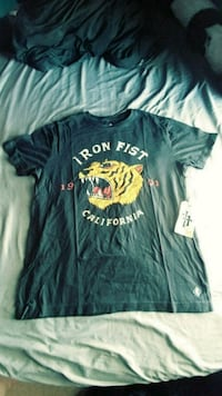 Mens Iron Fist! New With Tags! Size M Laredo, 78043
