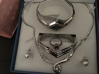 Christmas gift boxes  with real silver amethyst ring  size 7.5,&8 ring Brampton, L6V 3X9