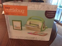 Cricut Cuddlebug used. Comes with all accessories from original buy plus 2 more embossing folders & 1 die cut. In great shape.  Langhorne, 19047